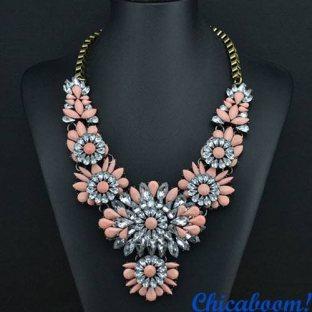 Ожерелье Shourouk Peach