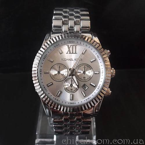 Часы Michael Kors (серебристый цвет)