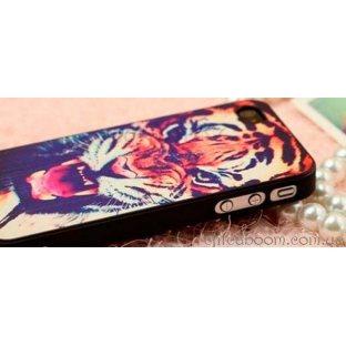 Чехол для iPhone 5 Тигр