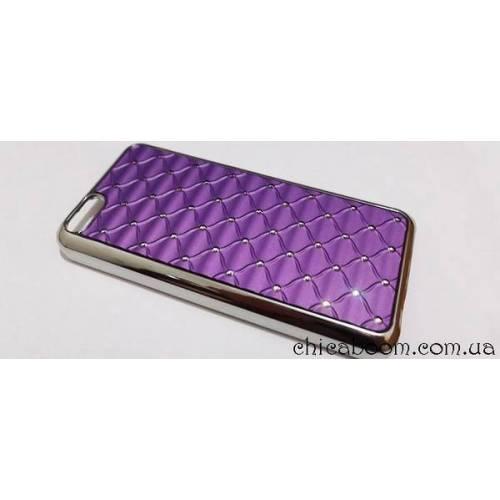 Чехол для iPhone 5/5s фиолетового цвета