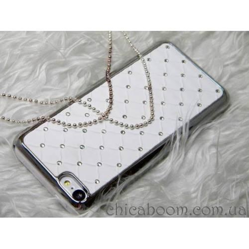 Чехол для iPhone 5/5s белого цвета