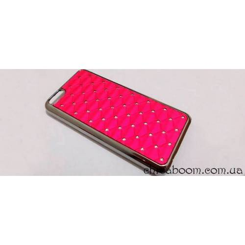 Чехол для iPhone 5/5s малинового цвета