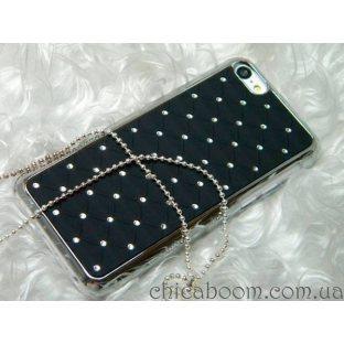 Чехол для iPhone 5/5c чёрного цвета