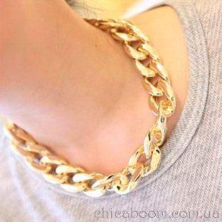 Ожерелье Золотое искушение