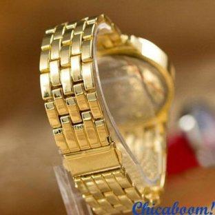 Часы Geneva (цвет золота)
