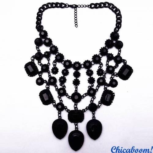 Ожерелье Black vintage