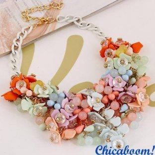 Ожерелье Flower