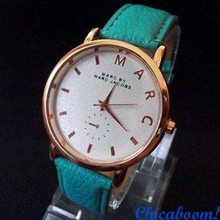 Часы Marc Jacobs ментолового цвета