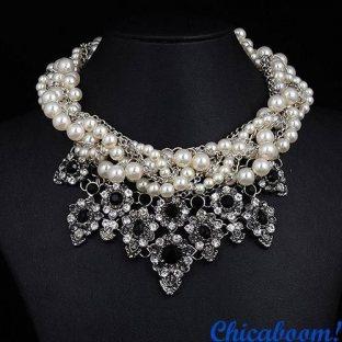 Ожерелье Zara Pearl