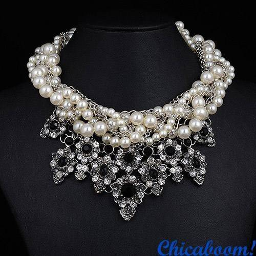 Ожерелье Zara Perl