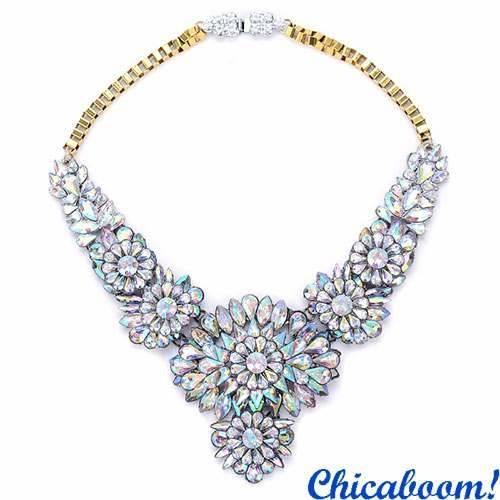 Ожерелье Shourouk Ice
