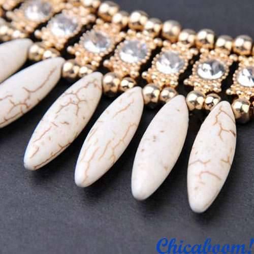 Ожерелье Слоновая кость (молочный цвет)