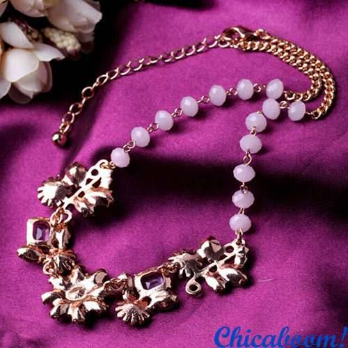 Ожерелье Маргаритка