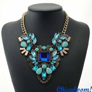 Ожерелье Голубая сказка