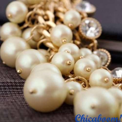 Ожерелье Королевская жемчужина