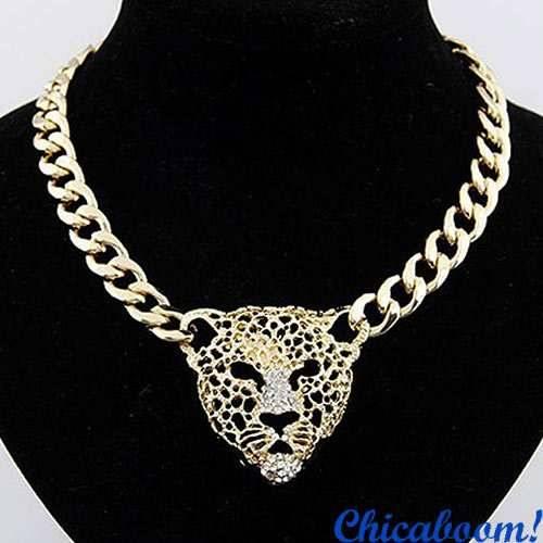 Ожерелье Леопард