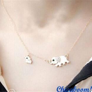 Ожерелье-цепочка Elephant