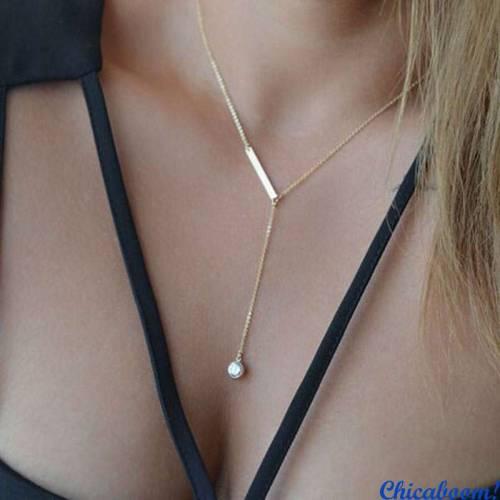 Ожерелье-цепочка Stick+Stone