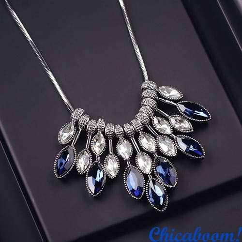 Ожерелье Crystal Rain