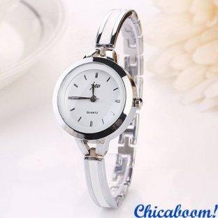 Часы JW Silver