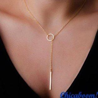 Ожерелье-цепочка Маятник