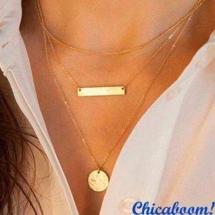 Ожерелье-цепочка Ring