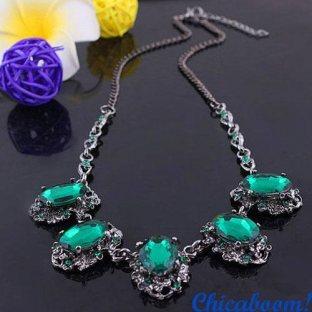 Ожерелье Emerald