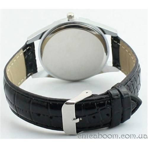 Часы Gerryda с чёрным ремешком