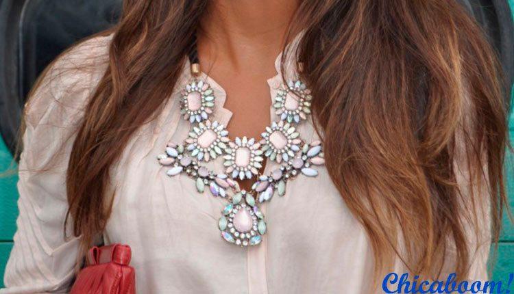 Ожерелье Luxury style