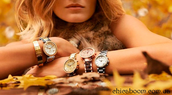 женские часы от Marc Jacobs
