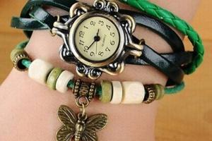 Винтажные часы снова в моде!